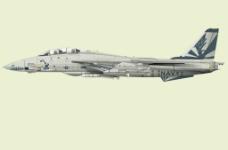F14雄猫战斗机图片
