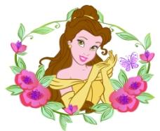 公主 芭比图片