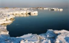 海冰灣圖片
