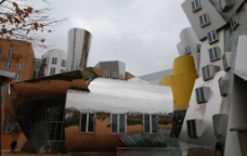 麻省理工大学斯塔特中心图片