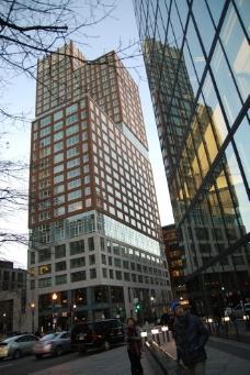 汉考克大厦图片