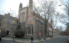 耶鲁校园图片