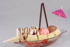 冰淇淋船图片