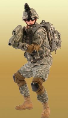 美军士兵图片
