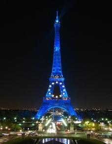 巴黎铁塔 埃菲尔铁塔图片