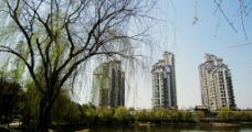湘潭白石公园风光图片