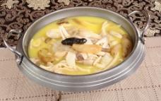 干锅海参炖菌类图片