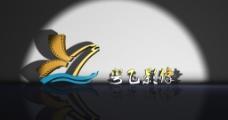三维logo模型原文件图片