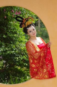 古装美女 贵妃图片