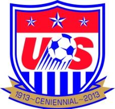 美国足球队队标图片