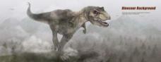 恐龙霸王龙图片