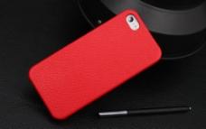 iphone5 真皮手机壳图片