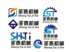 机械公司标志图片