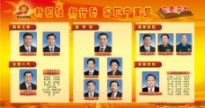 2013国家新领导人黑板报图片