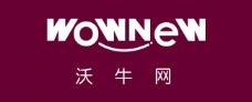 沃牛网logo矢量标志图片