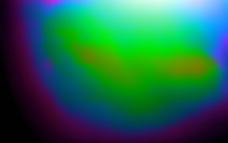 漏光高光LOMO素材图片