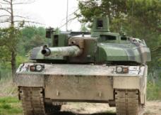 勒克莱尔主战坦克图片