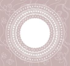 欧式古典花纹底纹图片