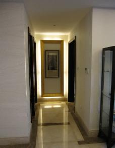 走廊效果图图片