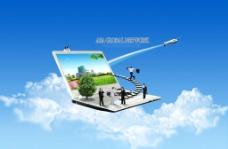 信息科技素材图片