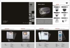 摄像机画册图片