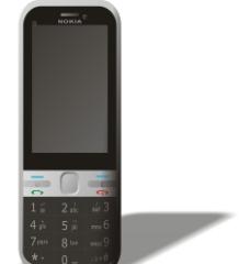 手机矢量图图片
