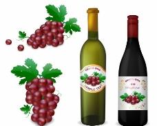 葡萄葡萄酒图片