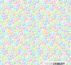 七彩水珠水滴背景图片