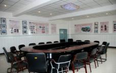 根河市一中校史室内景图片
