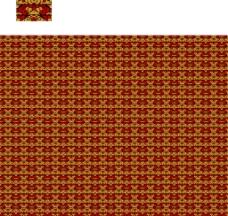 古典矢量花纹背景图片