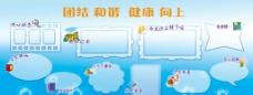 宣传栏 学习园地图片