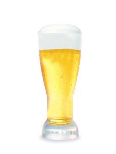 冰啤酒杯图片
