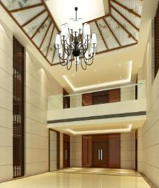 门厅 酒店门厅 大厅图片
