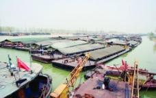 京杭大运河货物集散图片