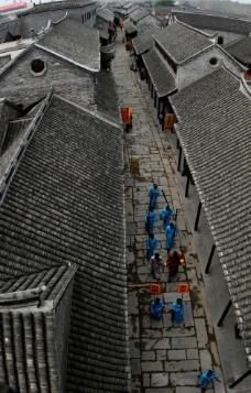 窑湾古街图片