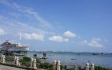 湛江海港公园图片