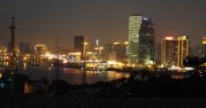 厦门鼓浪屿夜景图片