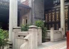 岭南园林建筑景观图片