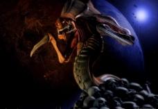游戏海报设计图片