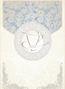 咖啡封面设计图片