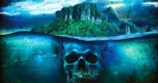 骷髅岛图片
