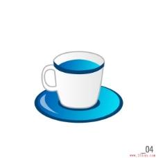咖啡杯,杯子