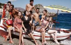 Dolce Gabbana 2013年春夏广告大片图片