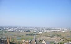 东山湖后山景图片