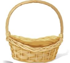 矢量菜篮子图片