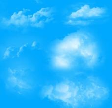 各种白云图片