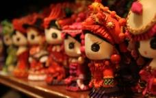 中国风 民俗玩偶图片