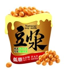 一袋豆子图片
