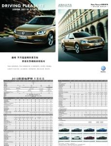 上海大眾 2013款新帕薩特圖片