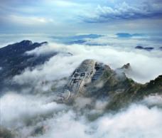 蒙山寿星图片